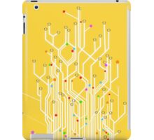 circuit board iPad Case/Skin