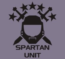 Halo - Spartan Unit by QuestionSleepZz