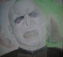 Voldemort by Paul Trewartha