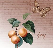 Inspired Joy Apricots by jewelsofawe