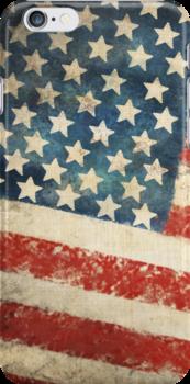 America flag by naphotos