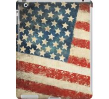 America flag iPad Case/Skin