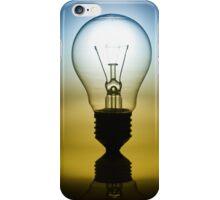 light bulb iPhone Case/Skin