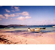 Dominican Beach Photographic Print