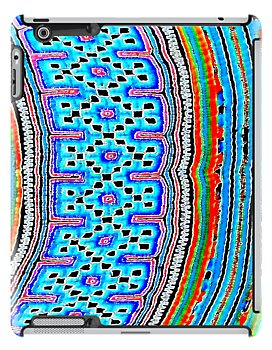 Hill Tribe Textile © by Ethna Gillespie