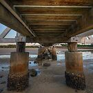 Under the Boardwalk. by Warren  Patten