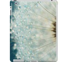 Half O'Clock in Blue iPad Case/Skin