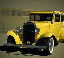 1931 Chevrolet 2 door Sedan by TeeMack