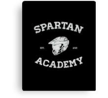 Spartan Academy Canvas Print