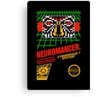 Neuro-Tendo Canvas Print