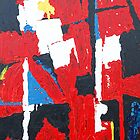 Randall Talbot - Abstract Paintings by Randall Talbot
