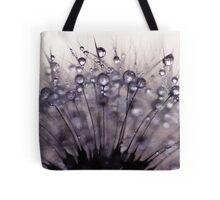 droplets of mauve Tote Bag