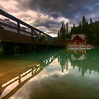 Emerald Lake by Don Guindon
