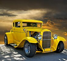 1931 Ford Coupe by DaveKoontz
