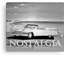 nostalgia I Canvas Print