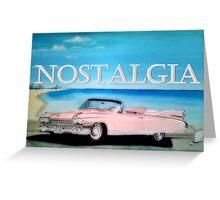 nostalgia II Greeting Card