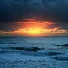 Cronulla Sunrise Oct 12 by Kezzarama