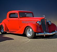 1934 Buick Coupe by DaveKoontz
