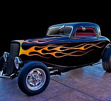 1934 Ford Coupe by DaveKoontz
