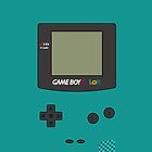Game Boy Color - Teal by LemonScheme