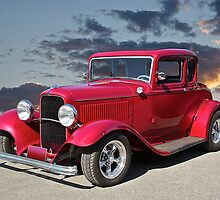 1932 Ford Coupe by DaveKoontz