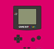 Game Boy Color - Berry by LemonScheme