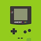 GameBoy Color - Kiwi by LemonScheme