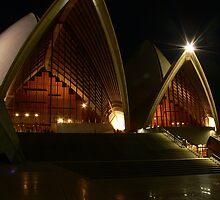 Sydney Opera House by PhotosByG