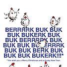 Clucky Christmas by samedog