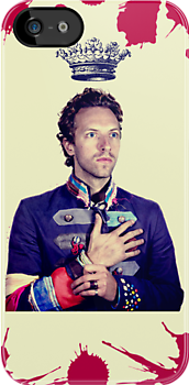 Chris Martin - Viva La Vida!! by Jonnypuff