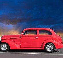 1937 Chevy Sedan by DaveKoontz