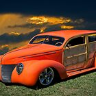 1939 Ford Woody Wagon by DaveKoontz
