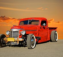 1940 Chevy Pick-Up Rat Rod by DaveKoontz
