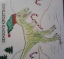 Holiday Rex by Judi Corey