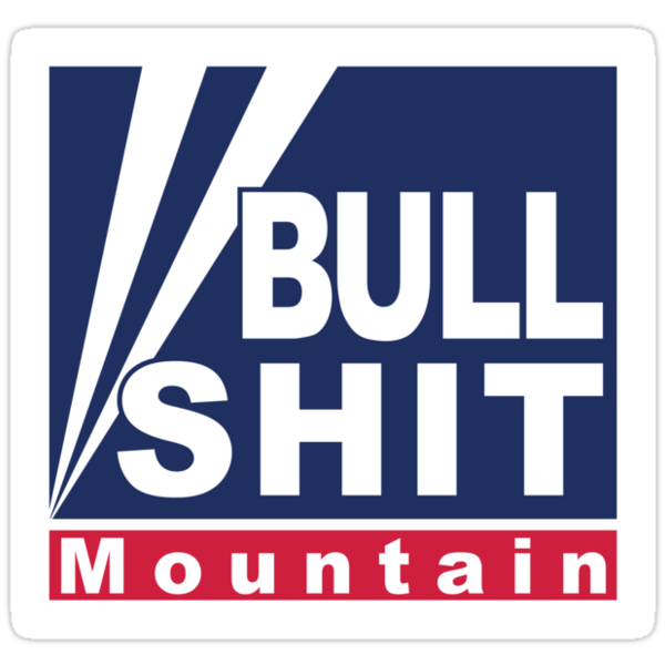 BullShit Mountain by MegaNegi