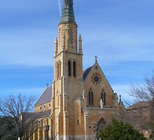 St Marys Cathedral, Mudgee, NSW by DashTravels
