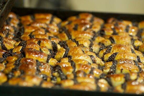 Baker's Rack by Rebecca Staffin