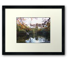 A Berlin morning Framed Print