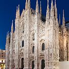 Milan Cathedral by Robert Dettman
