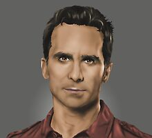 Richard Alpert by StevePaulMyers