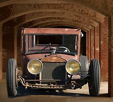 Rusty Rat Rod by DaveKoontz