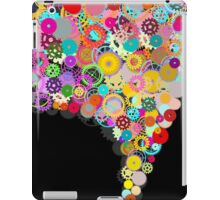 speech bubble iPad Case/Skin
