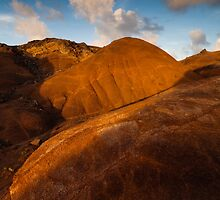 Red dunes, Martinique by Matteo Colombo