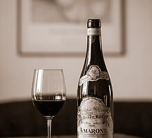 Delicious Amarone  by Ari Salmela