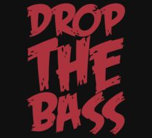 Drop The Bass (Red) by DropBass
