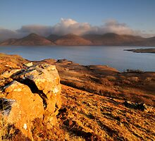 Loch na Keal, Isle of Mull by Karen Thorburn