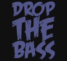 Drop The Bass (Purple) by DropBass