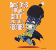 Batman bomb! by bern67