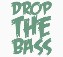Drop The Bass (Black) by DropBass
