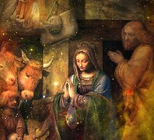 Nativity by Carol Bleasdale